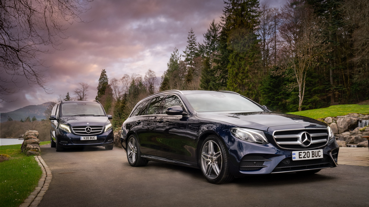 Executive Wedding cars